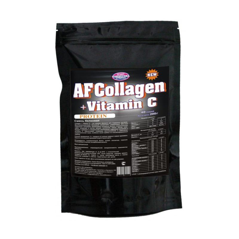 Collagen + Vitamin C 200 гр