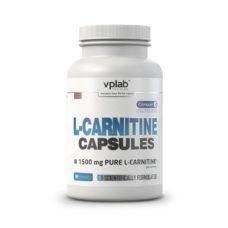 карнитин ; VPlab L-Carnitine Capsules