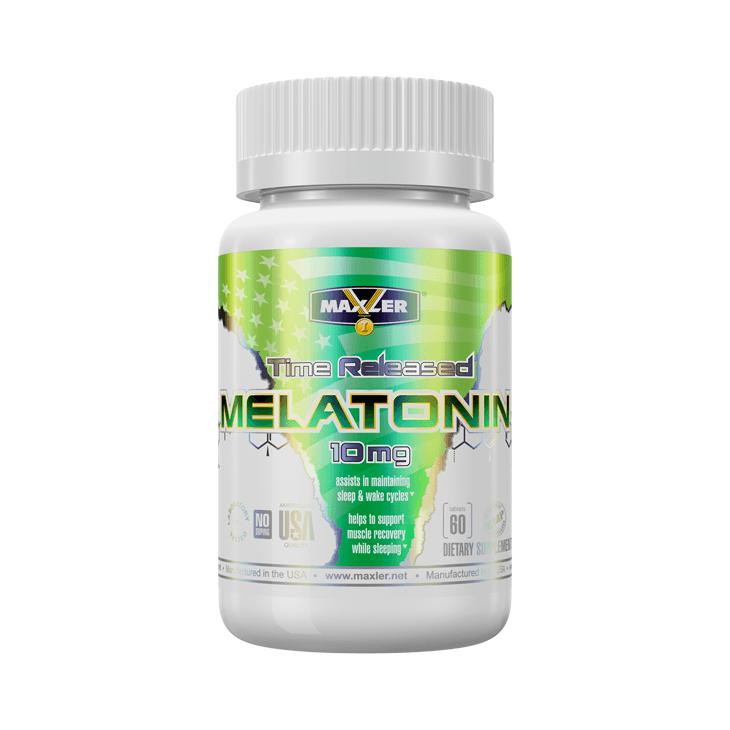 Maxler Melatonin 10 mg 60 таб