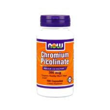 NOW Chromium Picolinate 100 капсул
