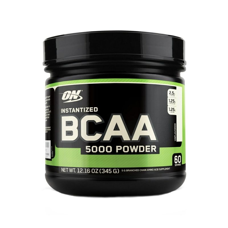 BCAA в порошке. BCAA 5000 Powder