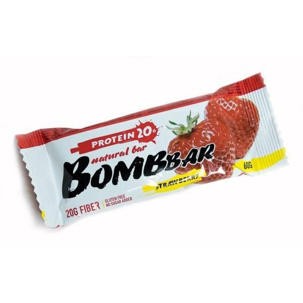 Протеиновые батончики Bombbar