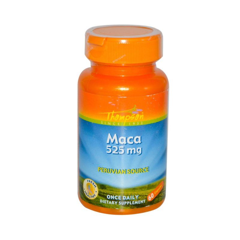 Maca 525 mg 60 капсул
