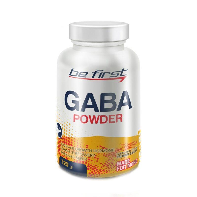 Be First GABA