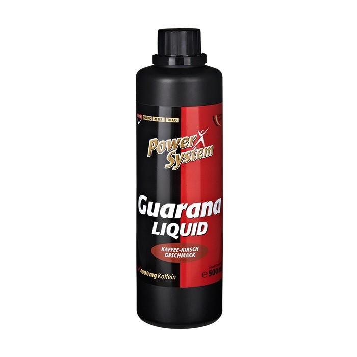 Power System Guarana Liquid 500 мл