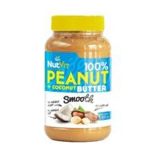 100% Peanut + Coconut Butter