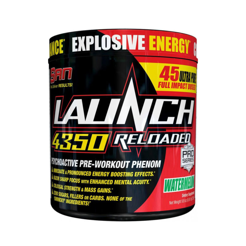 Launch 4350 Reloaded