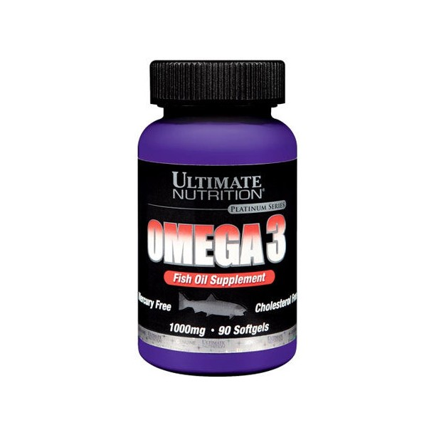 Ultimate Nutrition Omega 3