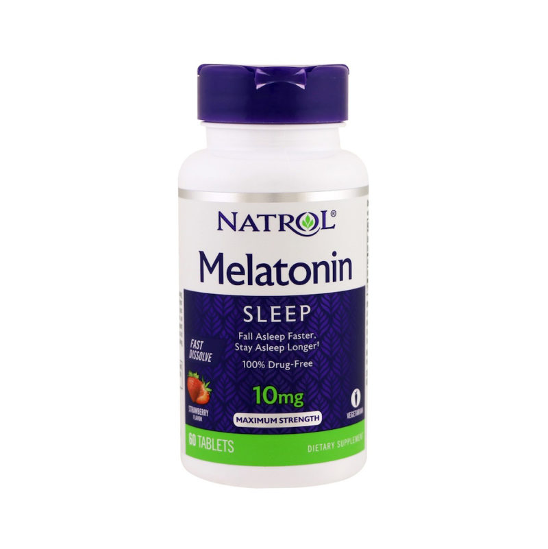 Natrol Melatonin Sleep 10mg