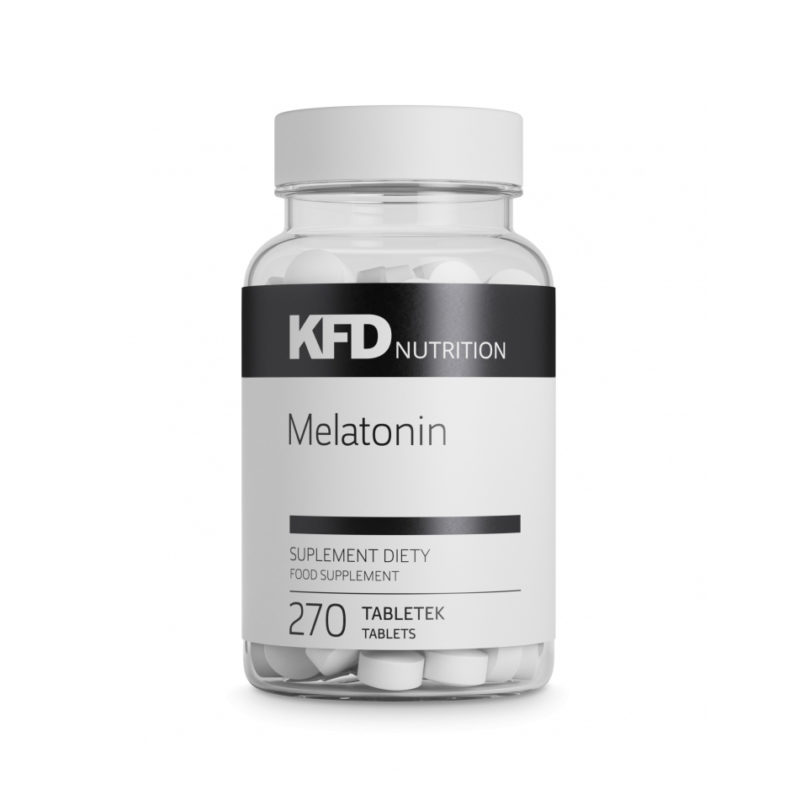 KFD Melatonin 1mg