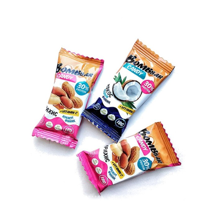 BombBar Конфеты Candy