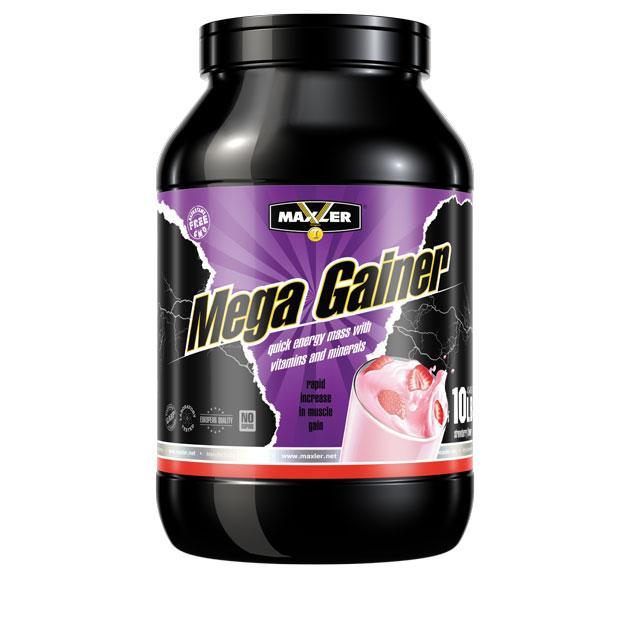 Maxler Mega Gainer (пакет)