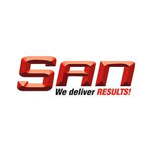 SAN logo