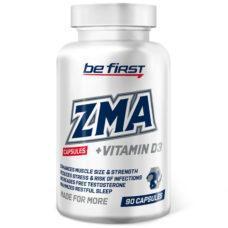 BeFirst ZMA + vitamin D3