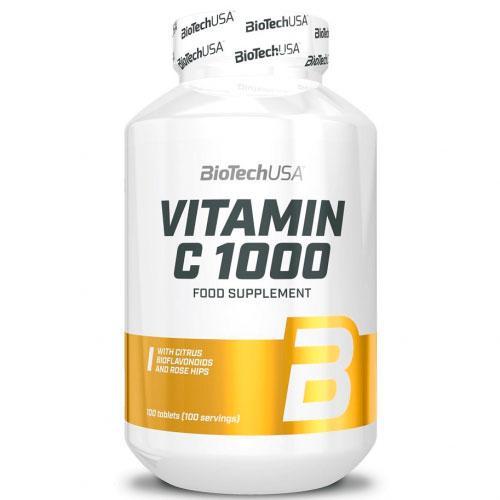 BioTech Viitamin C 1000 mg