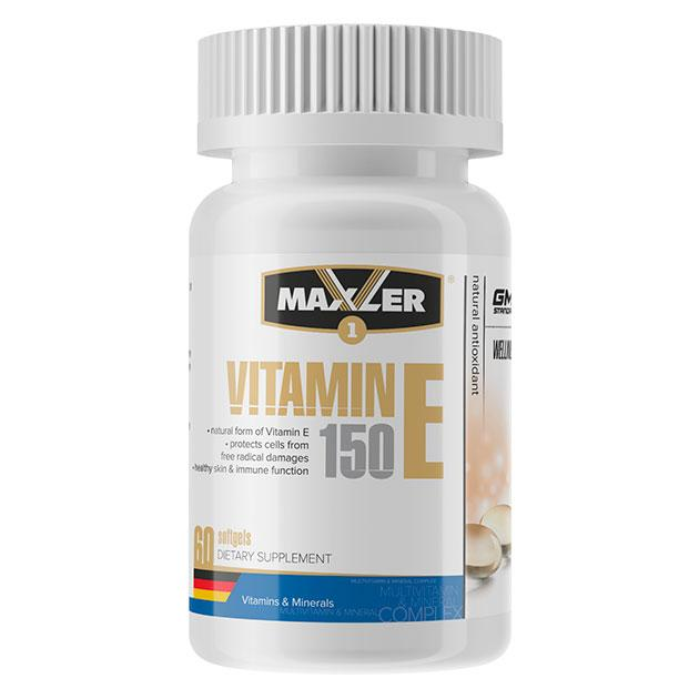 Maxler Vitamin E 150mg