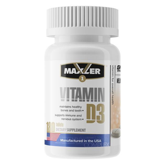 Maxler Vitamin D3 (1200 МЕ)