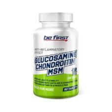 BeFirst Glucosamine-Chondroitin-MSM