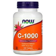 NOW Vitamin C-1000