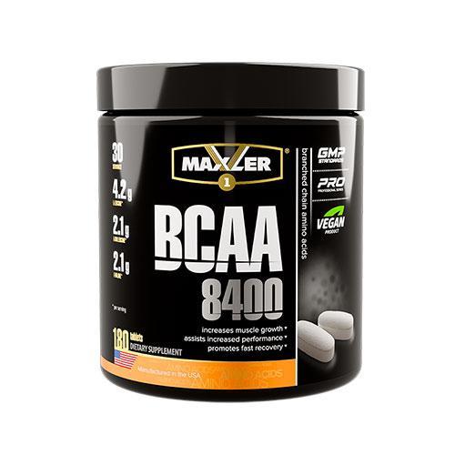 Maxler BCAA caps