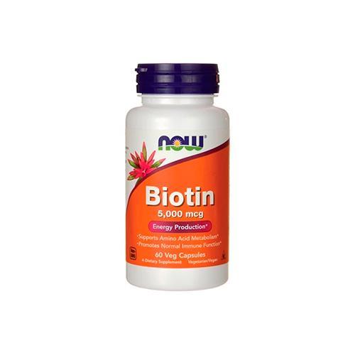 NOW Biotin, 1000 mcg