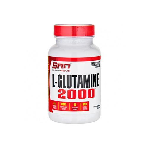 SAN L-Glutamine 2000