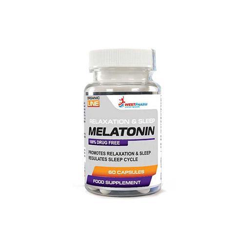 WestPharm Melatonin 3mg