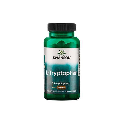 Swanson L-Tryptophan 500 mg